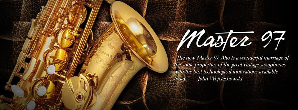 P.Mauriat Master 97 Alto Saxophone